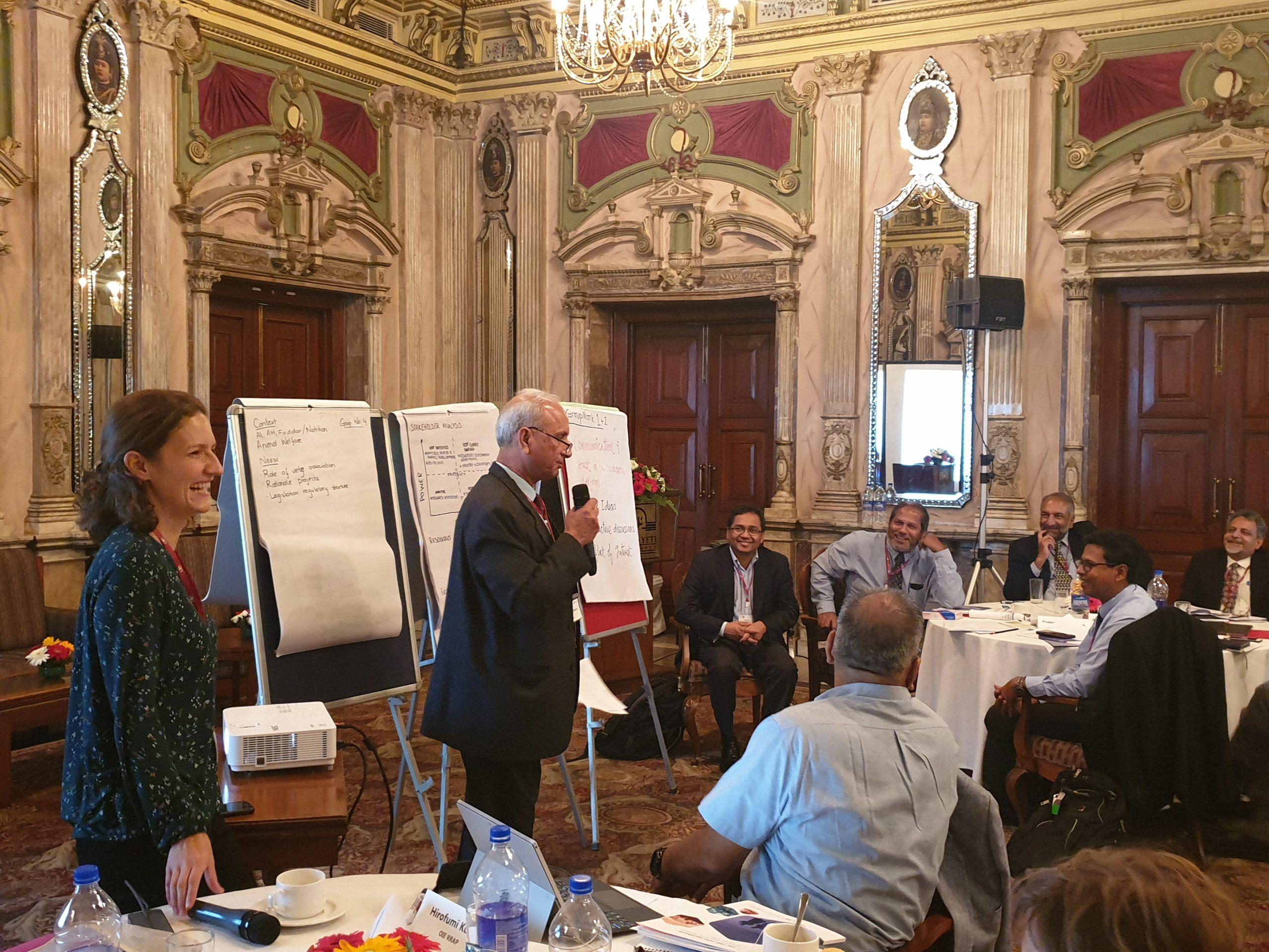 PPP Regional workshop